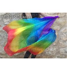 Velos de Seda - 5 colores y más