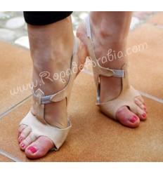 Zapatillas Araña Color Carne