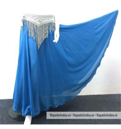 Falda de Gasa de Vuelo pakistaní