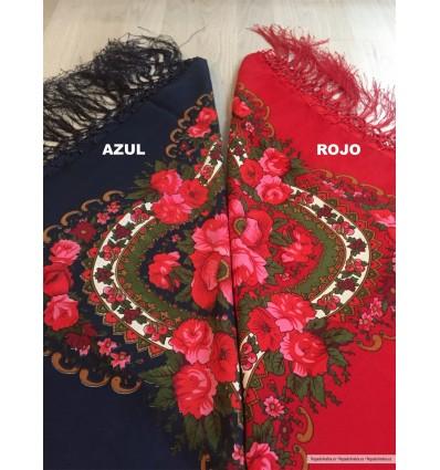Pañuelo estilo Gypsy Ruso/Balcanes