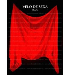 Velo de Seda - Lisos de Colores 250 x 114 CM [3 mm]