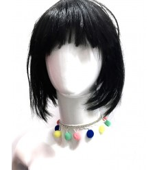 Collar Madroños y Strass