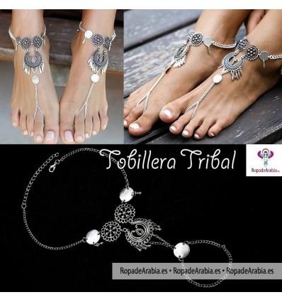Tobillera Tribal