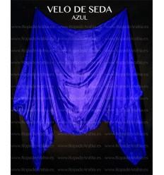 Velo de Seda - Lisos de Colores 270 x 114 CM [5 mm]