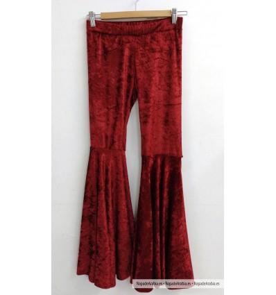Pantalón Campana Terciopelo