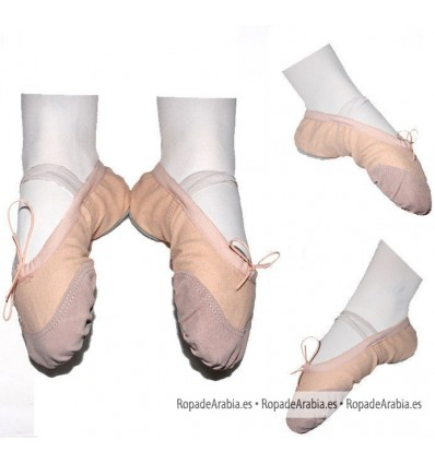 Zapatillas de Ballet - canvas
