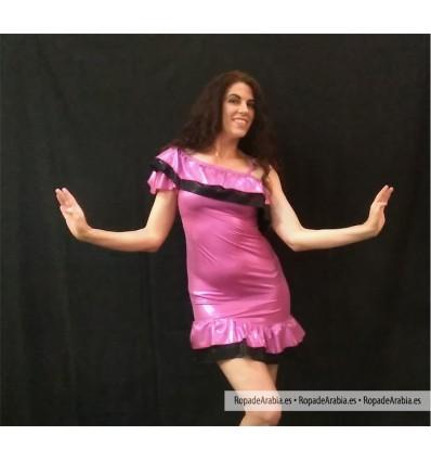 Vestido Danza de Alejandría, para Melaya