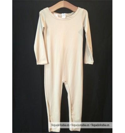Mono INFANTIL base de disfraz TARA