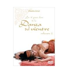 Los 10 pasos clave de la Danza del Vientre. Vol. 2 de Claudia Cenci