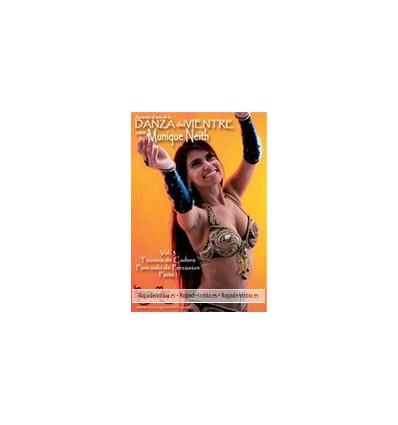 Tecnica de cadera para solo de percusion parte 1 (vol. 3) de Munique Neith