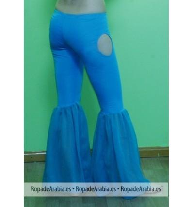Pantalon Pata de Elefante CON Agujero