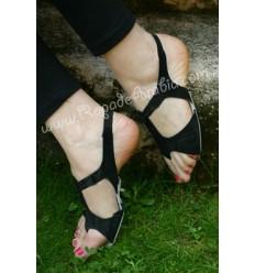 Zapatillas Araña Negras