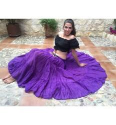Faldas de Tribal 3 alturas Pakistaní