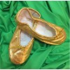 Zapatillas de Ballet Doradas - canvas